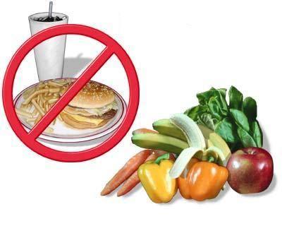 Avoid unhealthy food essay